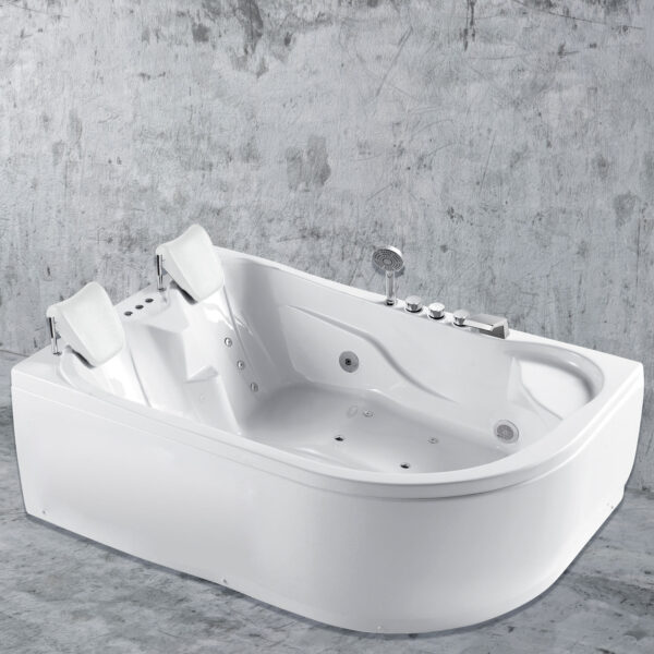 Indoor Spa Himalaya Spabath Jacuzzi For Up To Two People