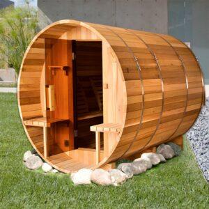 Winnipeg sauna