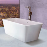 Modena bathtub RockSolid