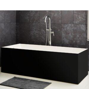 Badia black bathtub