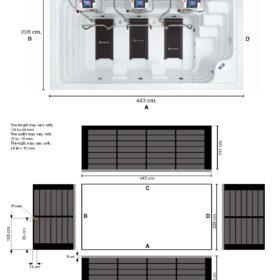 Dimensions Aqua Coach 3