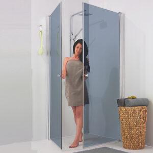 shower doors - brusehjørne